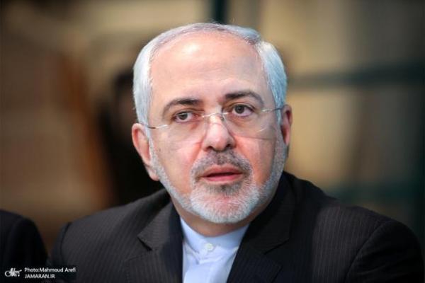 واکنش هشدارآمیز ظریف به پرواز بمب افکن های آمریکایی در خلیج فارس