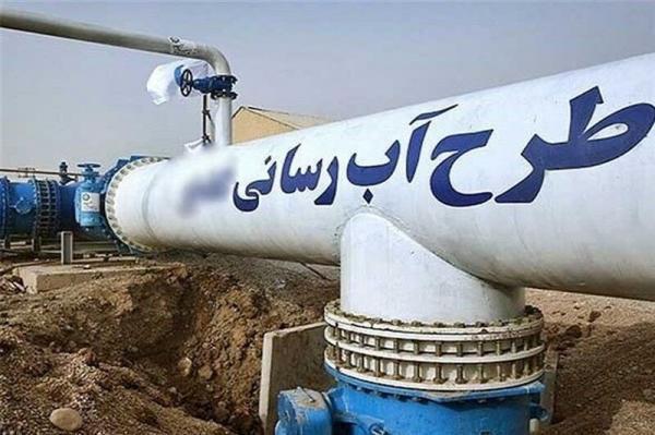 خبرنگاران طرح آبرسانی به 11 روستای اردبیل افتتاح شد