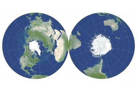 دقیق ترین نقشه زمین تهیه شد