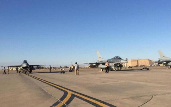 بیانیه رسمی عراق درباره حمله به پایگاه هوایی بلد
