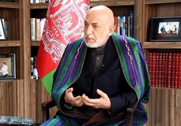 کرزی: تامین صلح تنها به وسیله توافق بین الافغانی ممکن است