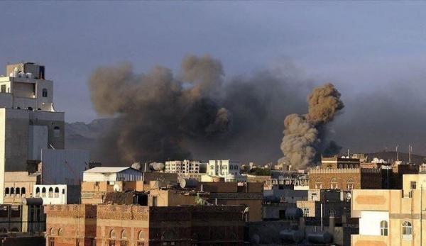 جنگنده های ائتلاف سعودی 27 بار یمن را بمباران کردند