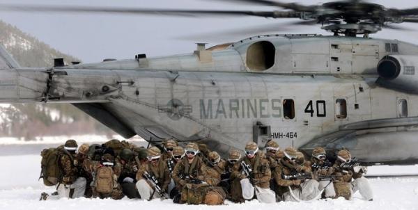 آمریکا به دنبال ایجاد تأسیسات نظامی جدید در همسایگی روسیه