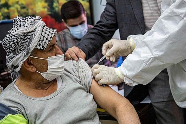 (ویدئو) جنجال واکسیناسیون کرونا در آبادان
