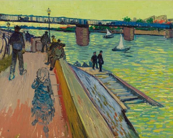 نقاشی میلیون دلاری ون گوگ حراج می گردد