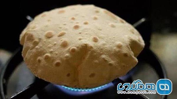 اگر نان را روی گاز داغ می کنید، بخوانید