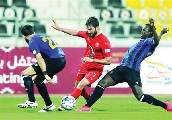 جام حذفی قطر، حذف یاران محمدی با قبول شکست مقابل شاگردان ژاوی