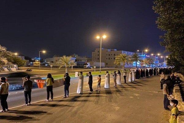 مردم بحرین خواهان آزادی فوری زندانیان سیاسی شدند