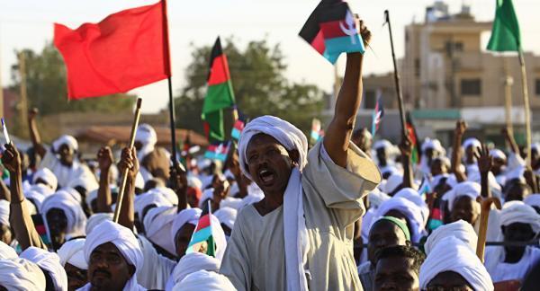 تظاهرات در سودان برای کنار رفتن دولت انتقالی