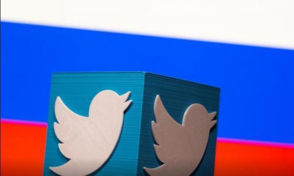 توییتر در روسیه جریمه شد
