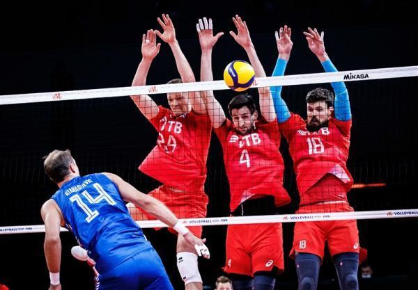 لغو اردوی تدارکاتی تیم ملی والیبال روسیه در توکیو