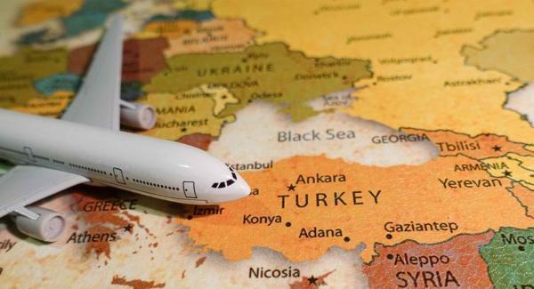 قوانین فرودگاهی ترکیه