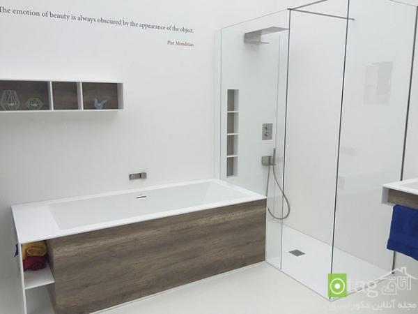 مدهای تازه طراحی حمام و سرویس بهداشتی در نمایشگاه میلان 2016