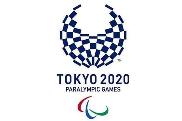 خواستگاری راهنمای دونده نابینا روی پیست پارالمپیک
