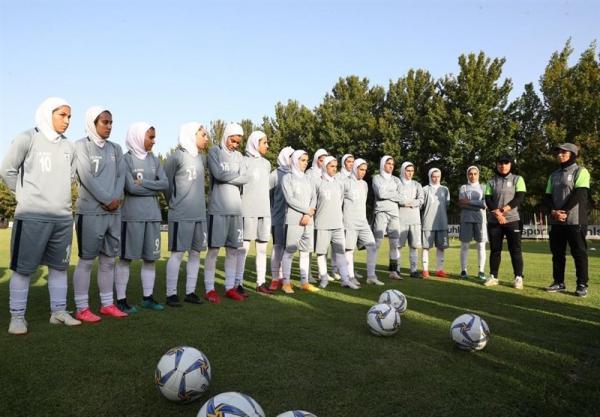 اعلام اسامی دعوت شده به تیم ملی فوتبال بانوان