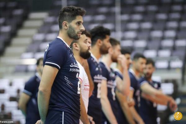 نتیجه والیبال ایران ، تایلند؛ پیروزی بی دردسر در بازی دوم