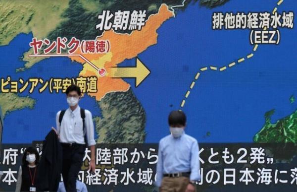 آزمایش موشکی تازه کره شمالی، آمریکا: تهدیدی وجود ندارد