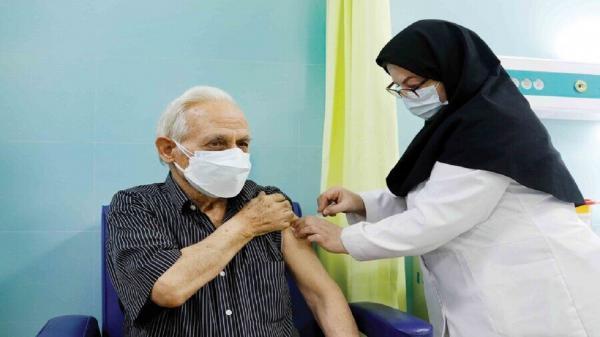 تزریق 34هزار دز واکسن کرونا در شهرستان ایوان